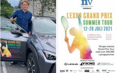 Lexus Grand Prix Summer Tour: Finalehelg i Stavern