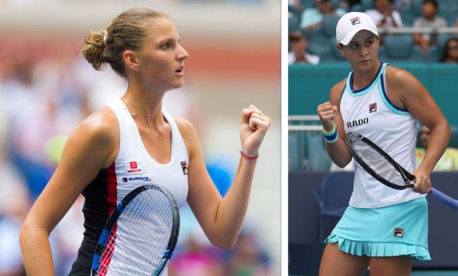 Kvinnefinalen er satt i Wimbledon
