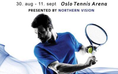 Internasjonal tennis har returnert til Norge