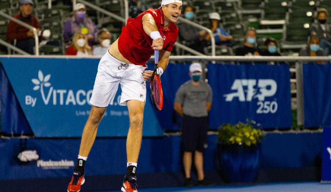 Ruud og Isner vant ATP titler i forrige uke