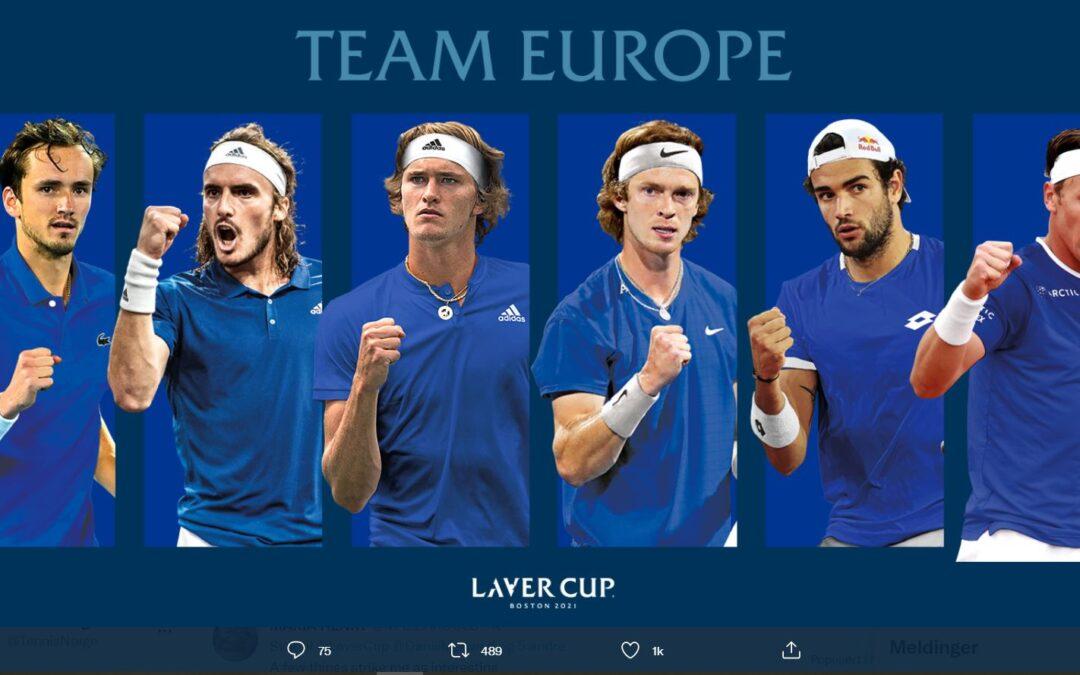 Skal forsvare Europas ære