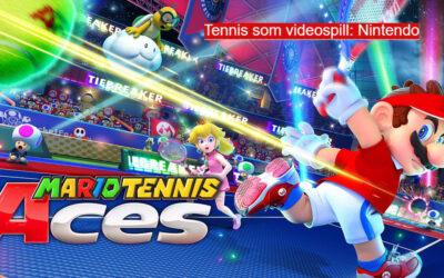 Tennis som videospill: Nintendo