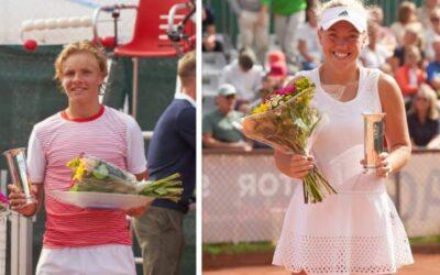 NM er over: Dorthea Faa-Hviding og Felix Nordby er nye norgesmestre