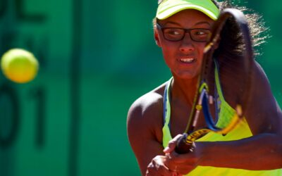 Astrid Olsen tapte ITF finale i Belgia