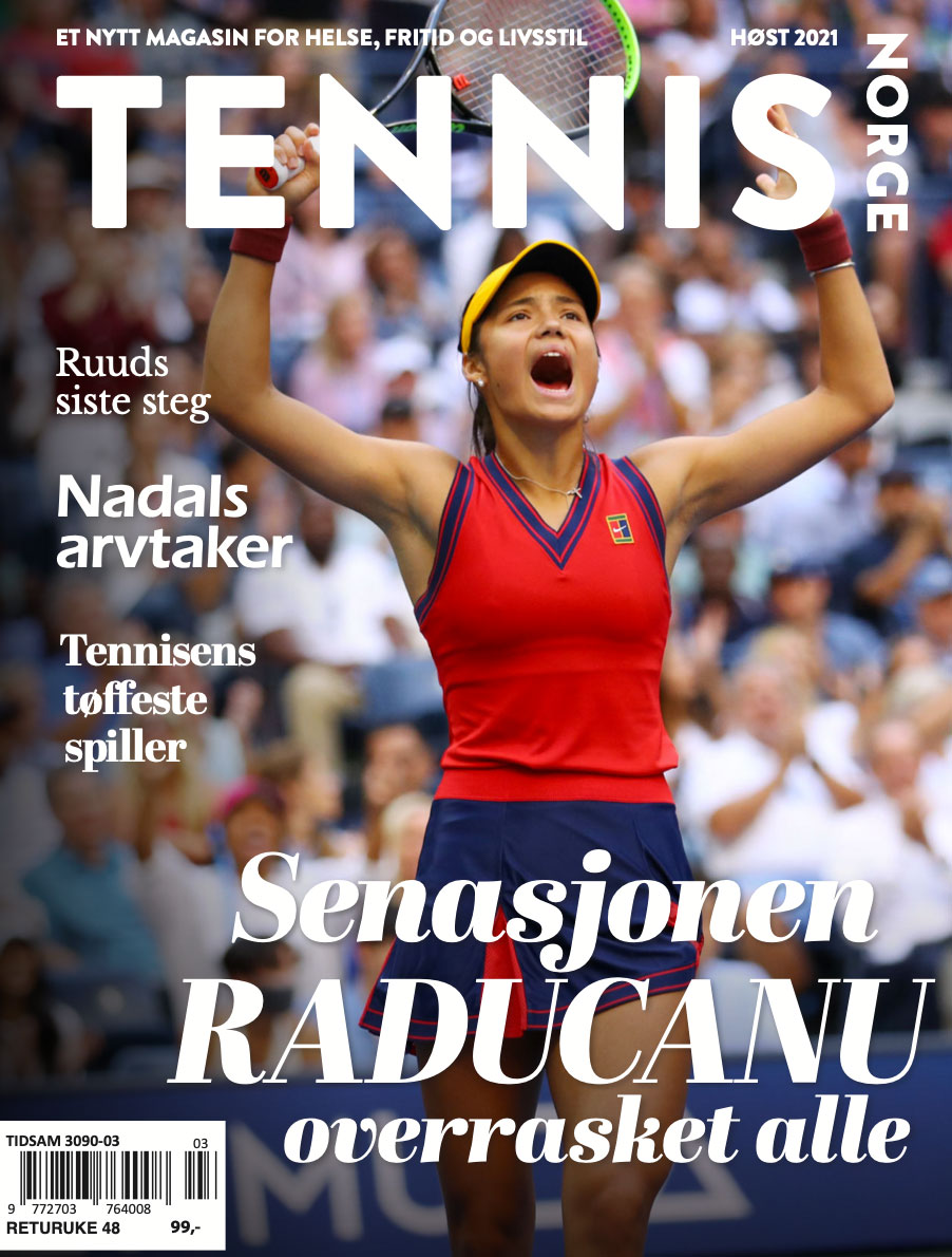 Tennis Norge Magasin 2021
