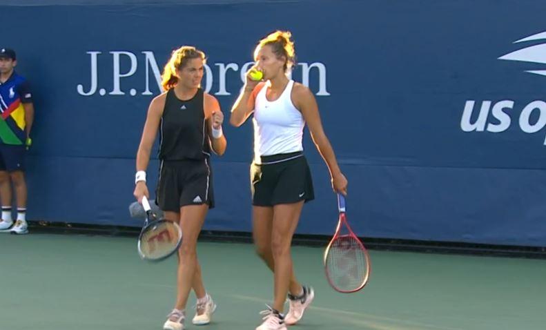 Videre i US Open