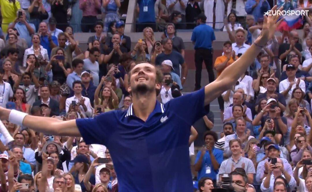 Medvedev vant US Open