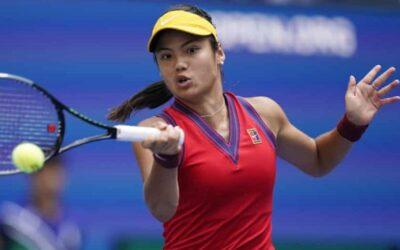 US Open Onsdag: Britisk tennisyndling med norsk forbindelse til semifinale