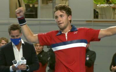 Norge videre i Davis Cup